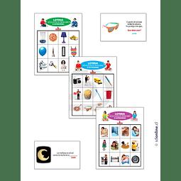 Lotería Resolución De Problemas 6 Categorias