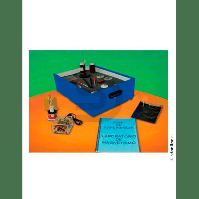 Laboratorio Master Magnetismo