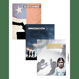 Láminas Para Redaccion 9 Temas Actuales En Chile