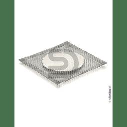 Rejilla Para Mechero Centro Ceramico 20X20Cm
