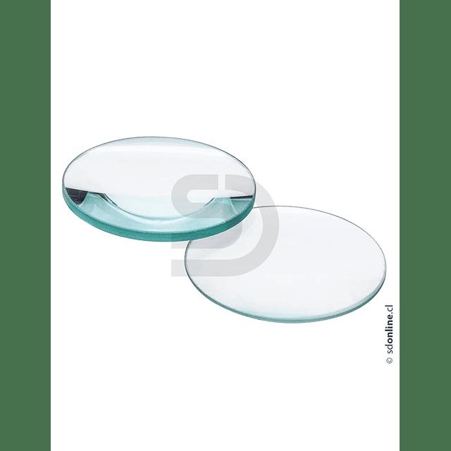 Lente Biconcavo 3D D 50Mm Foco 10Cm