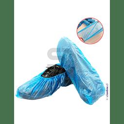 Cubre Calzado Azul 100Und