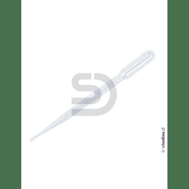 Pipeta Pasteur 5Ml 250 Und