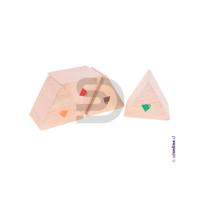 Memorice Triangular De Pesos