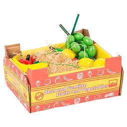 Caja Con Frutas