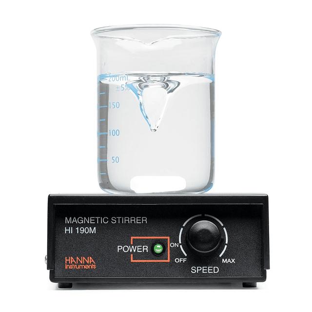 Mini Agitador Magnético Portatil