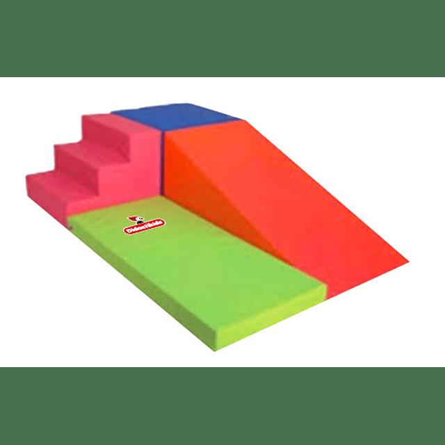 Escalador con Colchoneta Espuma