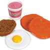 Canasto desayuno saludable 18pza