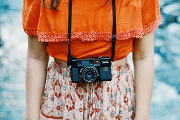 ¿Cómo hacer buenas fotos de tu outfit para redes sociales?