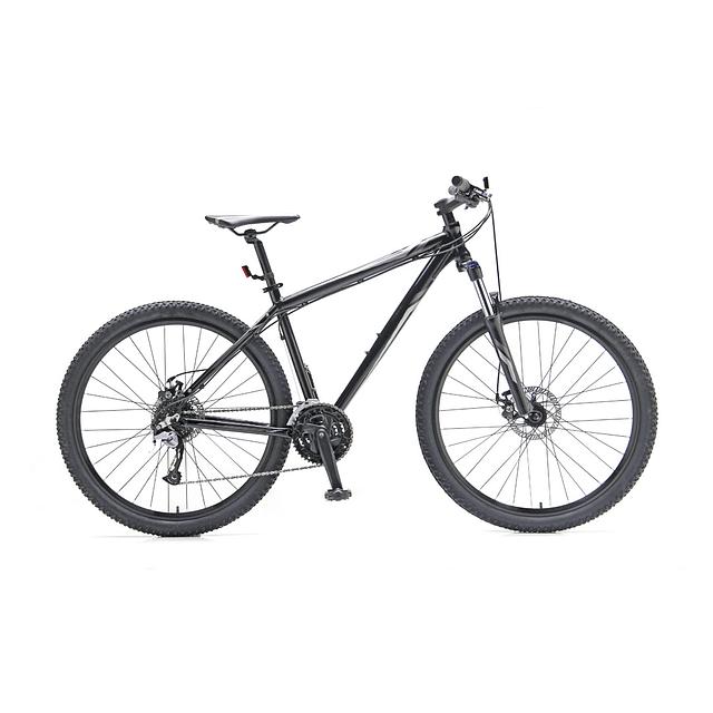 Black Bike Hoop 26
