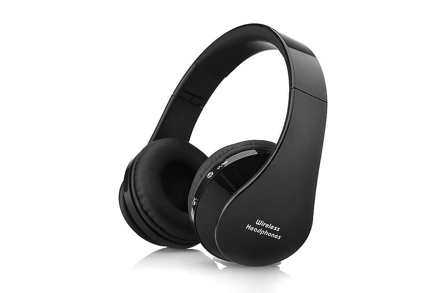 Sem fio Bluetooth Foldable Headset fone de ouvido estéreo