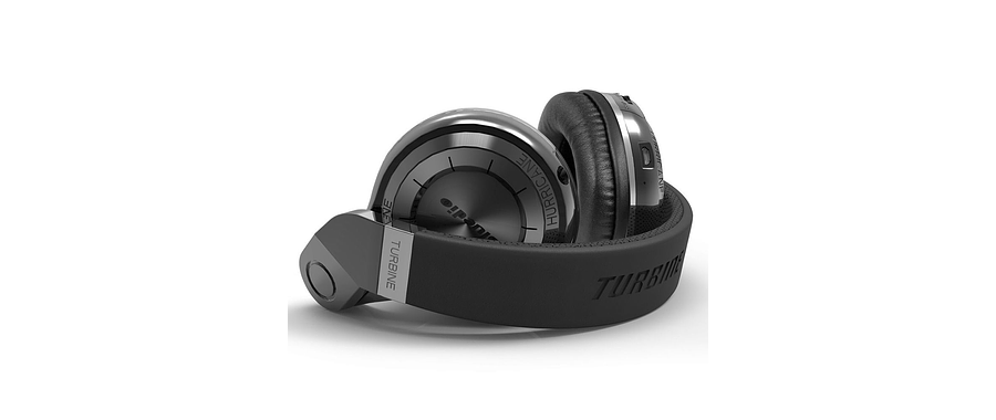 Inalámbrico de turbina bluedio T2 auricular Bluetooth HiFi estéreo auriculares