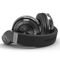 Bluedio T2 Turbine Wireless Bluetooth Headset HiFi Stereo Headphones