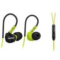 Waterproof Earphones In Ear Earbuds HIFI Sport With Mic