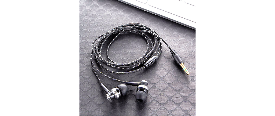 In Ear Stereo Earbud 3.5mm Sport
