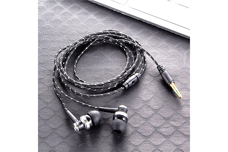 In Ear Stereo Earbud 3.5mm Sport