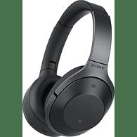 SONY Premium ruido cancelación, auricular inalámbrico Bluetooth, negro