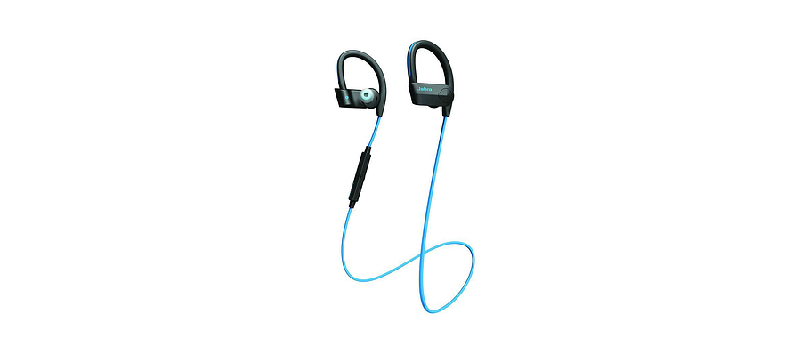 Jabra Sport Pace Auriculares inalámbricos de deportes Bluetooth Azul