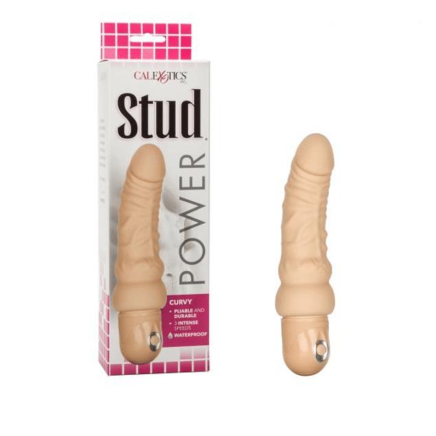 Vibrador Power Stud Curvo