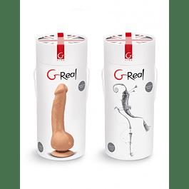 Vibrador G- Real Bioskin