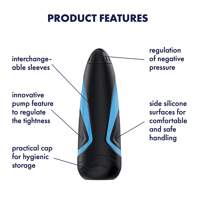 Masturbador Satisfyer Men One