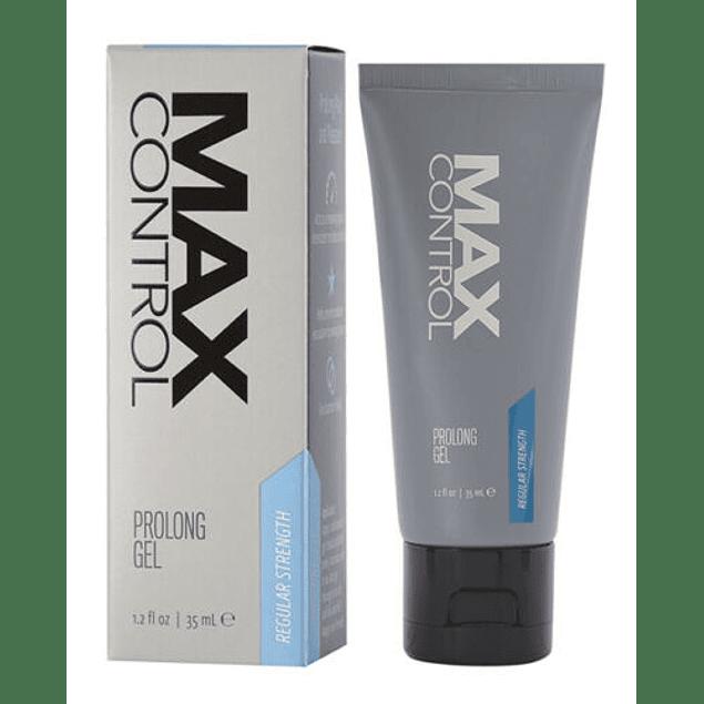 Gel Prolongador Masculino MAX Control