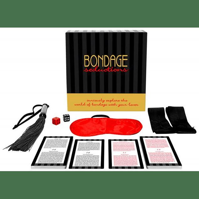 Juego Bondage Seducción