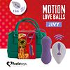 Bolita Vibradora Motion Love Balls  JIVY c/ control remoto