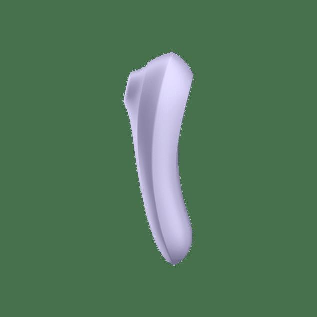 Vibrador de pulso de Aire Bluetooth Satisfyer Dual Pleasure