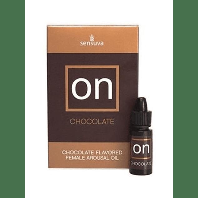 Aceite Estimulante Femenino ON- Chocolate