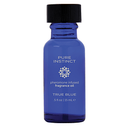 Perfume c/ Feromonas Pure Instinct TRUE BLUE