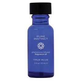 Perfume c/ Feromonas Pure Instinct TRUE BLUE
