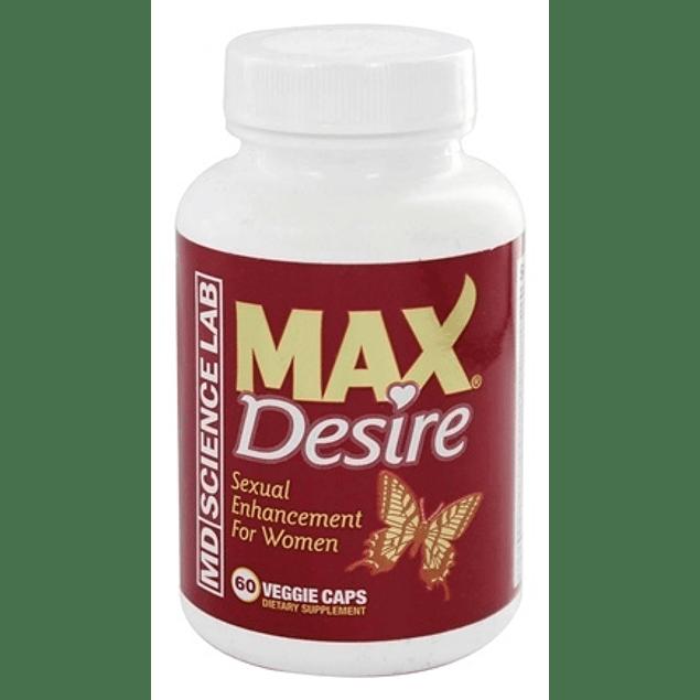 Suplemento Sexual Femenino MAX DESIRE