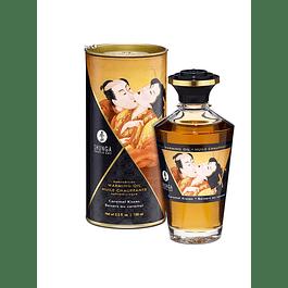 Aceite Afrodisiaco Comestible Caramelo Shunga