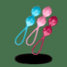 Satisfyer Balls C03 Dobles (set de 3)
