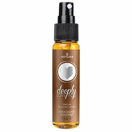 Spray Relajante de Garganta sabor Chocolate de Coco