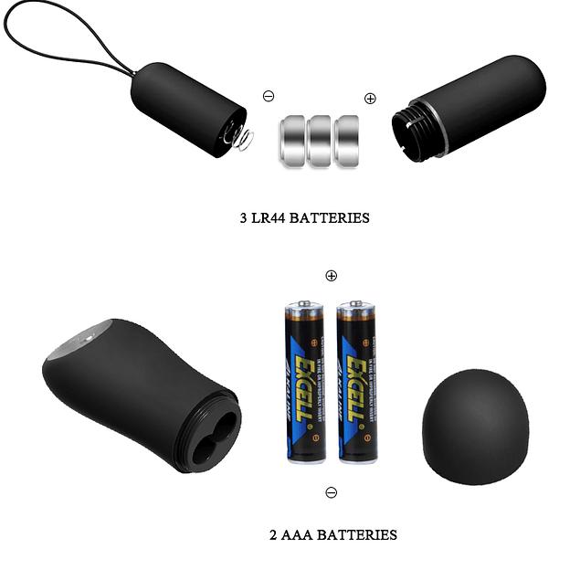 Colaless c/ Bala Control Remoto ( sin cable )