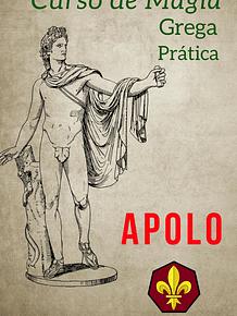 Curso de Magia Grega Com  deus Apolo