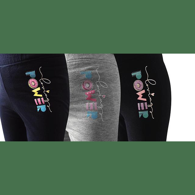LEGGINGS niña - C24002