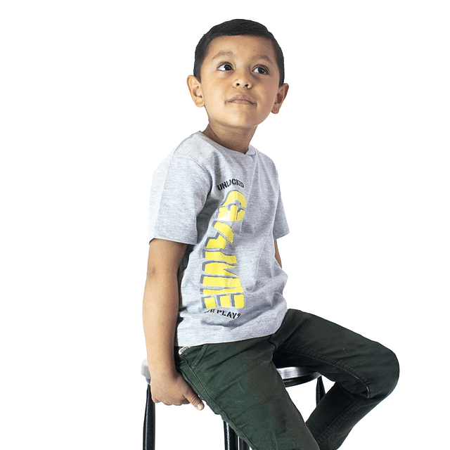 CAMISETA niño - 31651
