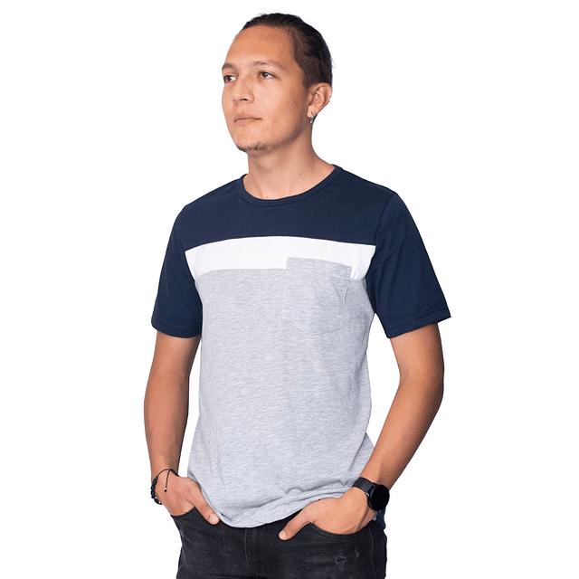 Camiseta Bloques - 53421