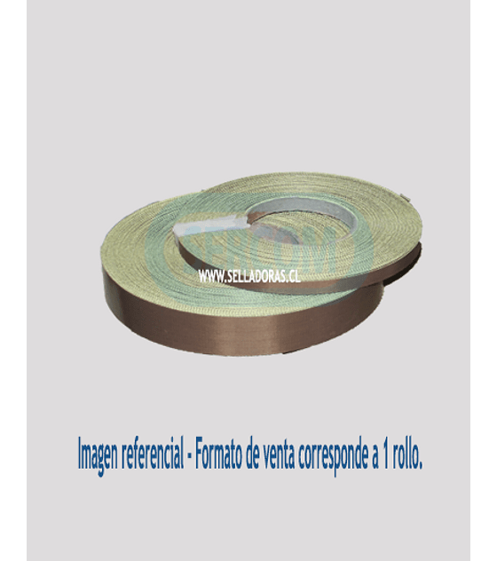 ROLLO TEFLON ADHESIVO ESTANDAR (25 MM)