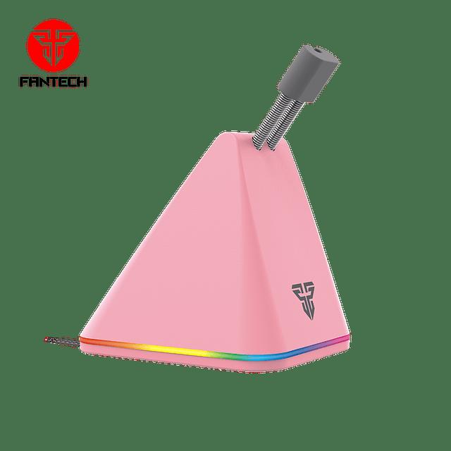 Soporte Para Cable FANTECH PRISMA SAKURA PINK