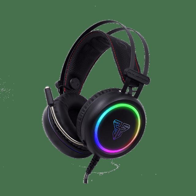 Audífonos Gamer FANTECH CAPTAIN HG15 BLACK