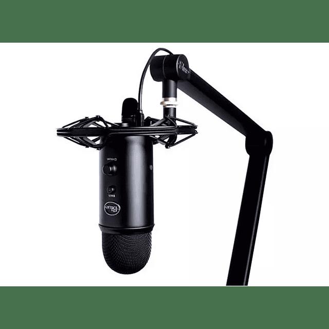 Microfono Gamer BLUE YETICASTER MICROFONO + BRAZO