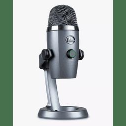 Microfono BLUE YETI NANO SHADOW GREY