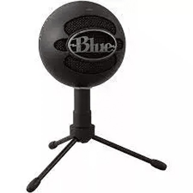 Microfono BLUE SNOWBALL BLACK