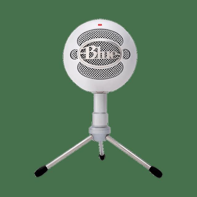 Microfono BLUE SNOWBALL WHITE