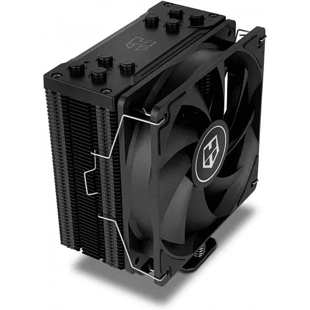 Refrigeracion por aire NOX CPU H-224 BLACK