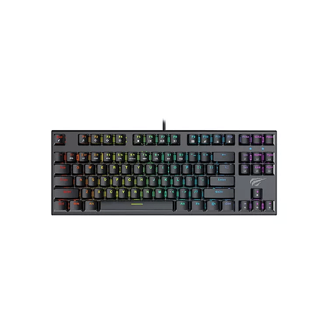 Teclado Gamer GAMENOTE KEYBOARD KB857L